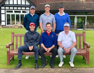 Photo of team from May qualifier at Knole Park   11th May 2019 (Large)