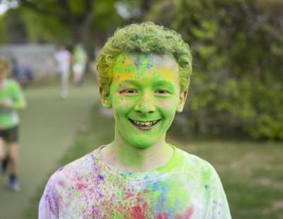 Blathwayt Charity Colour Run  (15)