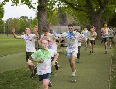 Blathwayt Charity Colour Run  (32)