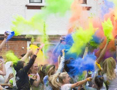Blathwayt Charity Colour Run  (88)