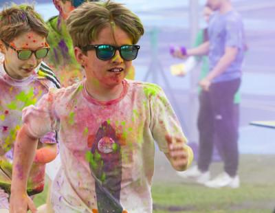 Blathwayt Charity Colour Run  (136)
