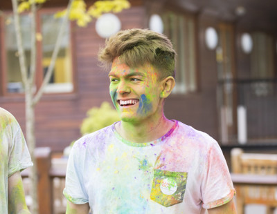 Blathwayt Charity Colour Run  (202)
