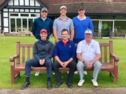 Photo of team from May qualifier at Knole Park   11th May 2019