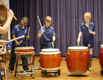 Japanese drumming (38)