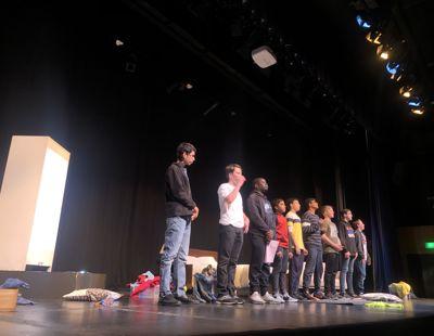 Woking Drama Fest  Brainstorm