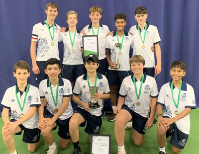 Under 13 and Under 15 National Champions DEC 2019