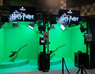 Media Trip to Harry Potter World 3