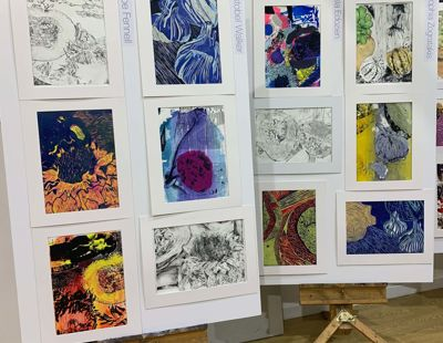 Print exhibition