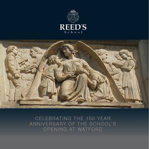Cover of brochure for social media