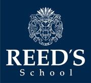 Reed's Main Logo Square W on B 2015