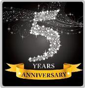 5th years anniversary image