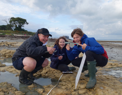 Biology field trip to isle of wight 2