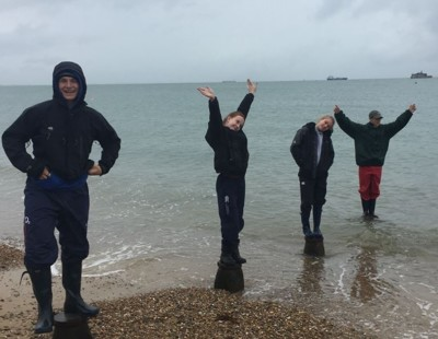 Biology field trip to isle of wight 3