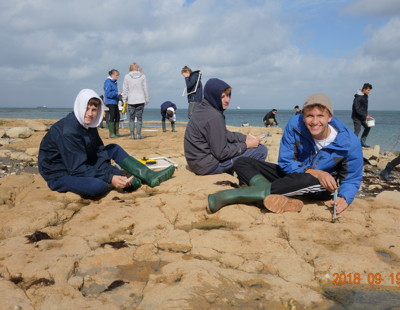 Biology field trip to isle of wight 4