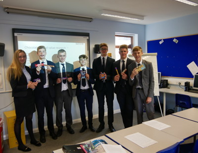 Business students