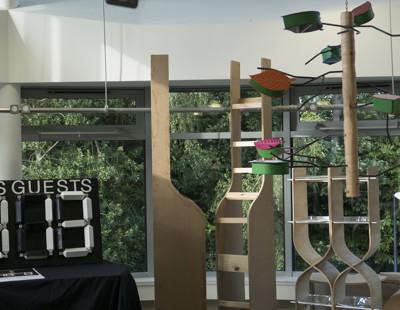 Design technology exhibition 2