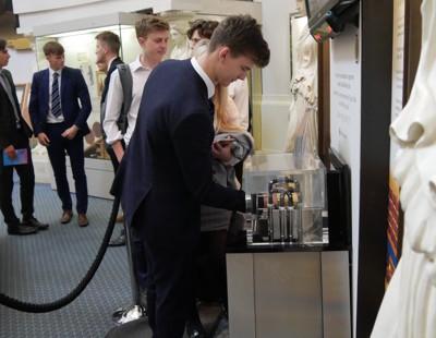 Economics visit to bank of england