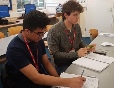 Cambridge union debating