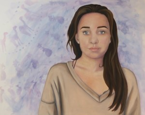 Louisa edwards a2 fine art small