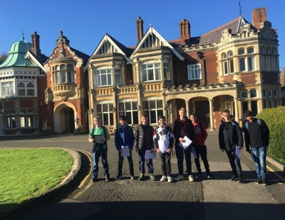 Maths trip to bletchley park 1