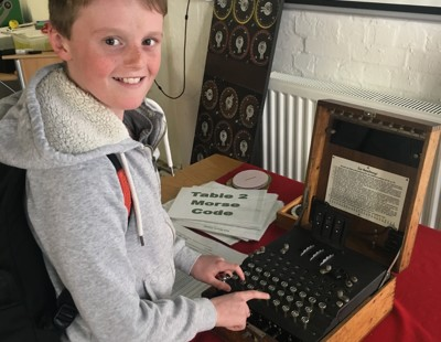 Maths trip to bletchley park 2