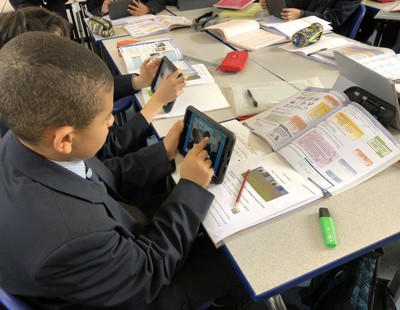Digital learning in the mfl dept 1