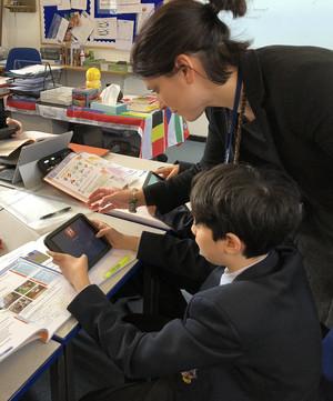 Digital learning in the mfl dept 2