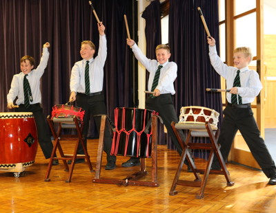 European day of languages japanese drumming