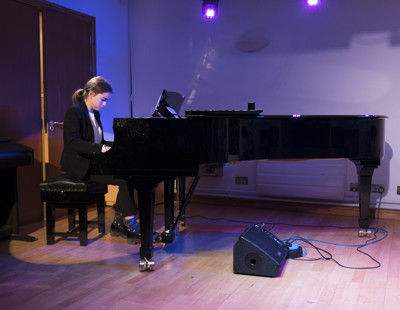 A level music recital 3