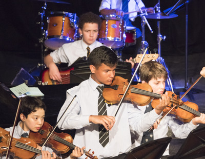Lower school music recital