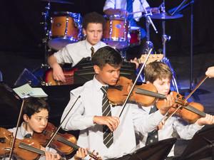 Lower school music recital