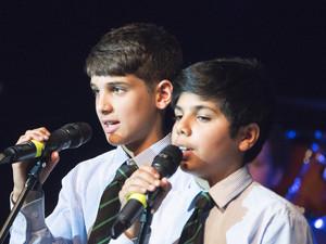 Music lower school recital