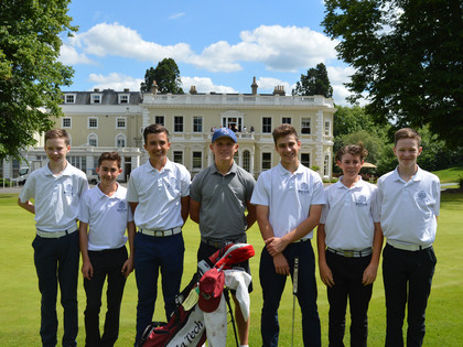 Golf Gallery