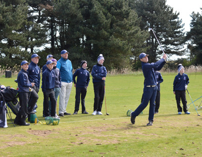 Golf gallery 3