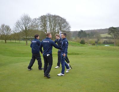 Golf gallery 5