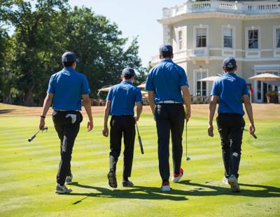 Golf gallery 9