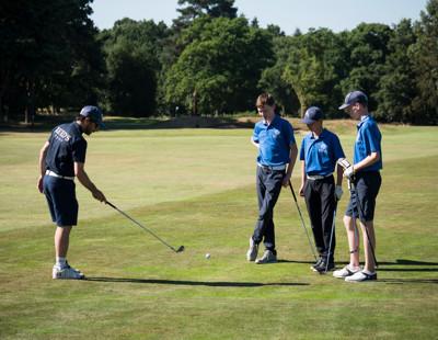 Golf gallery 10