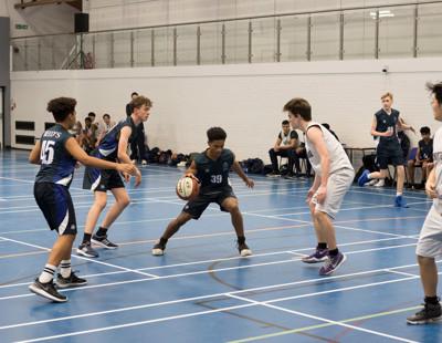 Basketball gallery 2