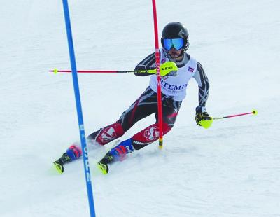 Ski racing gallery 1