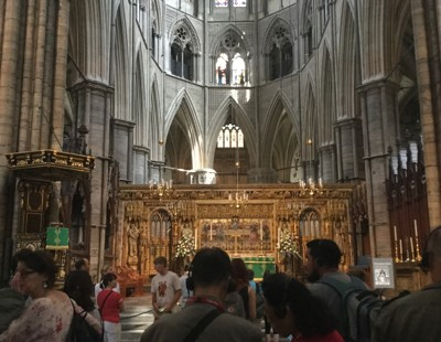 Places of worship trip 9