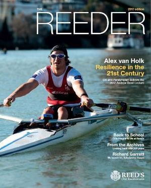Reeder 2017 cover shot for upload onto website