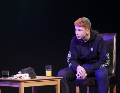 Gcse scripted performance goodbye to all that by luke norris