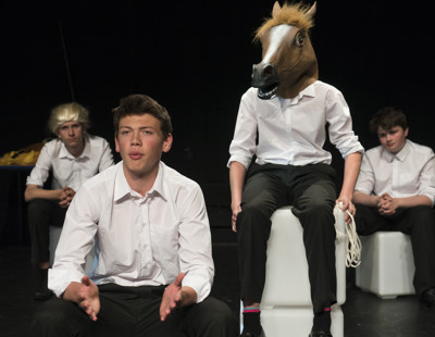 Gcse scripted performance the golden ass by peter oswald