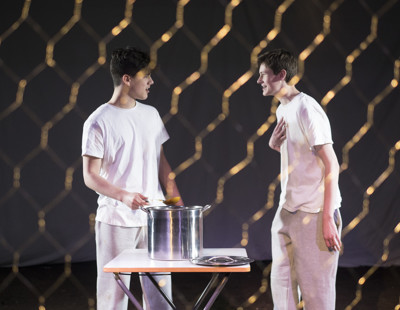 Gcse scripted performance zero for the young dudes by alastair mcdowell 3