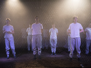 L6 and 4th form drama 82