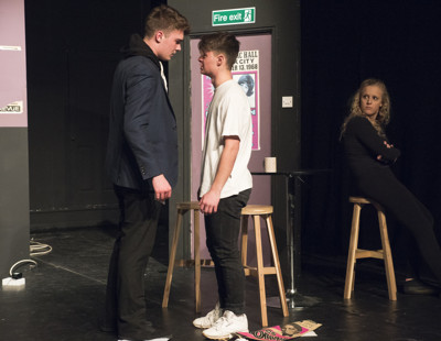 Sixth form devised performance 3