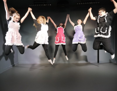 Sixth form devised performance 5