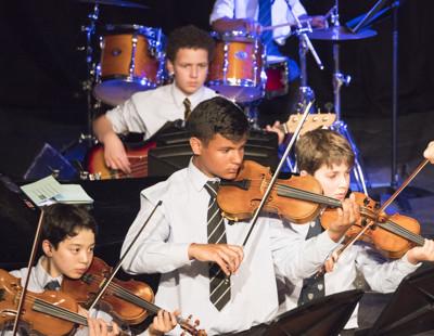 Lower School Music Recital 9