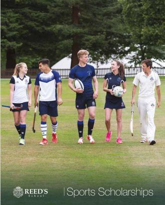Sports Scholarships Brochure